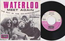 WATERLOO * 1969 Belgian PROG PROGRESSIVE 45 * Listen!