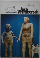 José Vermeersch - Peintre - Sculpteur - Jacques Moutoy - Original drawing - 1975