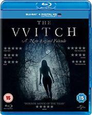 The Witch [Blu-ray] [2016] [DVD][Region 2]