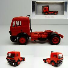 Herpa 1/87 Exclusiv Serie MB SK 88 Zugmaschine Rot Neutral OVP C3045