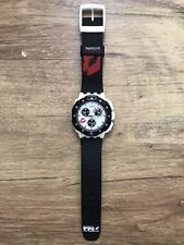 Swatch New Chrono Access Snowkiss TTR Special SUKW100 Selten