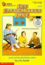 Jessi and the Bad Baby-Sitter (Baby-Sitters Club)