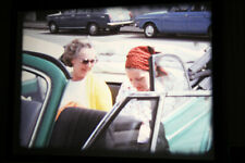 8mm Privatfilm Spanien Frühe 70er Kodachrome Käfer Cabrio Natur Meer Espana