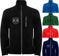 Dodge RAM Softshell Jacket Gift Parka Coat Veste Mantel Blouson Chaqueta Giacca