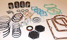 Quincy 340 Pump Tune Up Kit Replacement Valve Set Air Compressor Parts Roc 29 Up