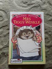 Ladybird Beatrix Potter Mrs Tiggy-Winkle VGC!!