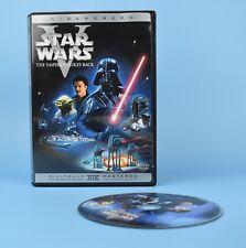 Star Wars Episode V 5 - The Empire Strikes Back - WIDESCREEN DVD - Bilingual
