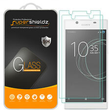 2X Supershieldz Sony Xperia L1 Tempered Glass Screen Protector Saver
