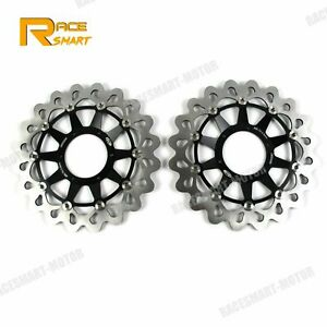 For Honda CBR1000RR 2008 - 2017 2014 2015 CBR RR SP 1000 Front Brake Disc Rotors