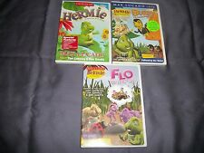 Hermie & Friends 3 DVD Lot-New-FACTORY SEALED-SEE TITLES BELOW