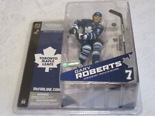 McFarlane NHL Series 8 Gary Roberts Toronto Maple Leafs Action Figure