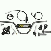 Pro Taper Mx Pitbike Pit Bike CRF50 CRF-50 XR50 XR-50 Handlebar Handle Bar Kit