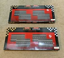Lot 8 USED straight sections Carrera No. 20509 in original boxes (1:24 Scale)