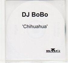 (EC681) DJ BoBo, Chichuahua - DJ CD