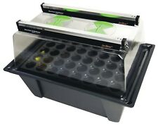 X-Stream 40 Site  - Aeroponic Misting Propagator with T5 Lights - Hydroponics
