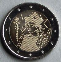 2 Euro Slowenien 2014 Barbara von Cilli unz