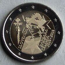 """2 Euro Slowenien 2014 """"Barbara von Cilli"""" unz"""