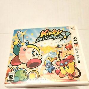 Kirby: Battle Royale (Nintendo 3DS) XL 2DS Game