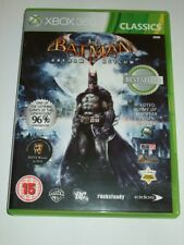 "Batman Arkham Asylum for  Xbox 360   ""FREE UK P&P"""