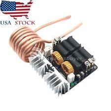 1000W Zvs 20A Induction Heating Board Module Flyback Driver Heater Us Ship