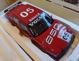 1:18 Peter Brock Volvo 850 1996 Australian Super Touring Championship AUTOart