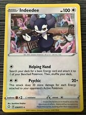Pokemon : Swsh Shining Fates Indeedee 056/072 Rare Non Holo