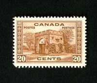 Canada Stamps # 243 VF OG NH Catalog Value $24.00