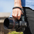 JOBY DSLR SLR Mirrorless RF Camera Lightweight Wrist Strap (Charcoal/JB01271)