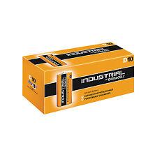 Duracell Industrial Alkaline Batteries (Box of 10) (Type D)