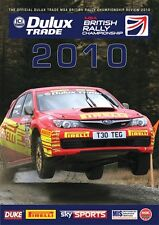 British Rally Championship - Official review 2010 (New DVD) Cronin Pritchard