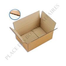 Carton Boîtes Emballages Lot de 25 cartons n° 15 - 200x140x140 mm