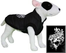 "Doxtasy Hundemantel ""Wildbeast"" gefüttert, Hundejacke Hundepullover schwarz Gr S"