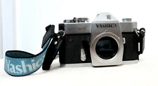 YASHICA TL ELECTRO X 35mm film SLR camera body only with strap M42 Mount