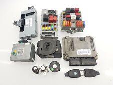 Fiat Croma 2006 1.9 JTD 110KW Motorsteuergerät Modul ECU Zündung Set