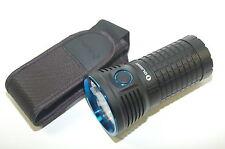 Olight X7 Marauder LED Taschenlampe 9000 Lumen inkl 4xAkku Polizei Security