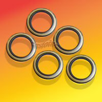 5 Oil Seals For Tecumseh 28427 PTO Side  5,6 & 7 HP Horizonal Engines