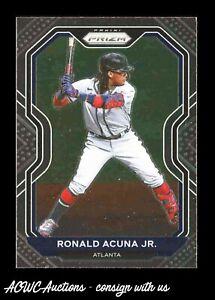 2021 MLB Panini Prizm - Base Set Singles (1 - 250) - Pick Your Card