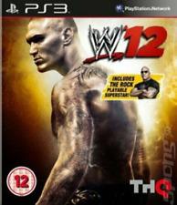 WWE '12 (PS3 / Blu-Ray) (2011)