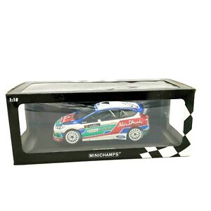 Minichamps Ford Fiesta RS WRC Limited Edition 1 / 1002 - 1:18