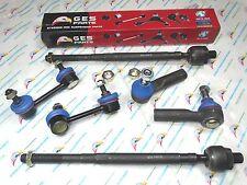 6PCS Front Tie Rod Ends & Rear Sway Bar Links Altima Maxima EV427 ES3407 K90684