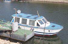 Motorkajütboot Motorboot Yacht Motoryacht Hausboot Studentenbude Trimaran