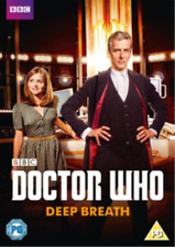 Peter Capaldi, Neve McIntosh-Doctor Who: Deep Breath  DVD NEW