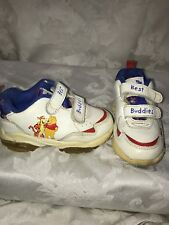 Winnie The Pooh Shoes Size 8