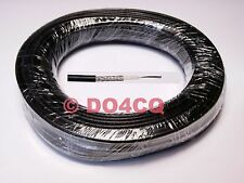 10 Meter RG174 - 50Ω Koaxkabel / Koaxialkabel