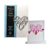 Enchanted Heart Metal Die Cut Memory Box Cutting Dies Wedding Valentine's 99348