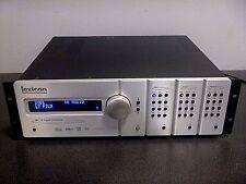 Lexicon MC-12 v2 Digital Controller 12 Channel 3 Zone Preamp/Processor Amplifier