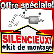 Silencieux Arriere TOYOTA YARIS 1.0 12V MADE IN FRANCE 2005-2012 échappement K21