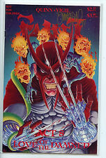 Faust Act 8 Tim Vigil Signed 1st print  NM+ or better Northstar 1991 F1