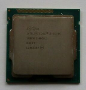 Intel Core i5-3570K 3570K - 3.4GHz Quad-Core (BXC80637I53570K) Processor