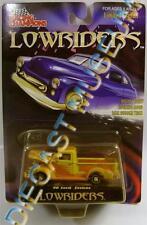 1940 '40 FORD PICKUP TRUCK LOWRIDERS CUSTOM CRUISERS DIECAST RARE